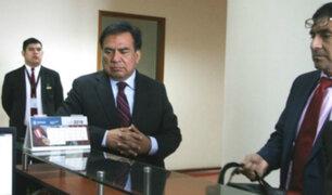 Fiscal de la Nación presenta denuncia constitucional contra Javier Velásquez Quesquén