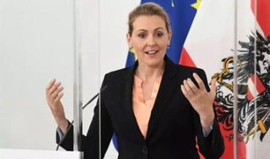 Escándalo en Austria: ministra dimitió tras denuncias de plagio en su tesis doctoral