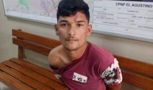 Fiscalizadora atropellada en El Agustino: chofer de combi debe 30 mil soles por infracciones