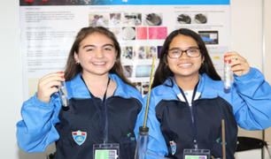 Estudiantes peruanos destacan en importantes ferias internacionales de ciencia y tecnología
