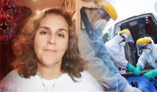 """Exministra de Salud: """"Las vacunas contra la Covid-19 son seguras y efectivas"""""""