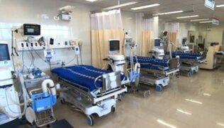 Minsa: San Martín es la región con mayor disponibilidad de camas UCI