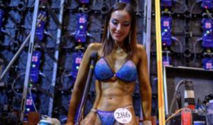 Gui Yuna: la fisicoculturista con una sola pierna que triunfa en China