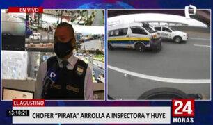 El Agustino: familia de fiscalizadora atropellada recibe amenazas