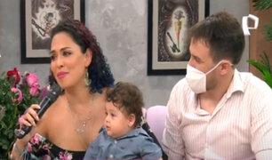 D'mañana: Nahuel y Santi sorprendieron a Adriana Quevedo