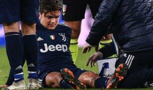 Juventus: Dybala estará alejado de las canchas tras lesión