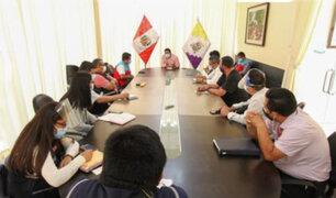Ica: Gobierno regional y Minsa coordinan acciones ante incremento de casos Covid-19