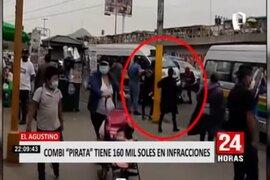 Fiscalizadora atropellada en El Agustino: Familiares de víctima reciben amenazas