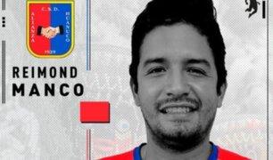 Reimond Manco fue oficializado como nuevo jugador de Alianza UDH