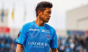 Kazu Miura: futbolista más longevo renovó contrato y jugará a sus 54 años