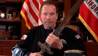 Arnold Schwarzenegger: su discurso donde compara asalto al Capitolio de EEUU con violencia nazi