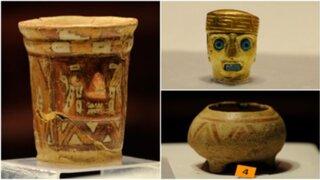 Bolivia: hallan 45 piezas arqueológicas de una ofrenda ceremonial en Tiahuanaco