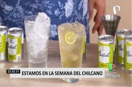 !Estamos en la semana del Chilcano!: aprenda a preparar este delicioso trago nacional