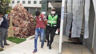 Chofer que atropelló inspectora fue liberado por plazo de detención