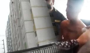Fraticidio en Comas: Vecinos de condominio donde ocurrió crimen viven atemorizados