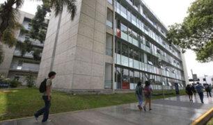 Minsa y rectores de universidades evaluarán mañana retorno de clases presenciales