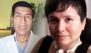 """Dr. Almeri sobre caso de Ana Estrada: """"PJ debería reconocer su derecho para poder decidir"""""""