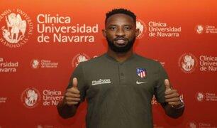 Moussa Dembélé es el nuevo fichaje del Atlético de Madrid