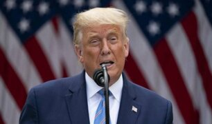 EE.UU: Cámara de Representantes aprueba segundo juicio político contra Trump