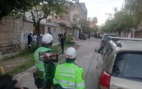 Sicarios asesinan a dos extranjeros dentro de una barbería en Ayacucho