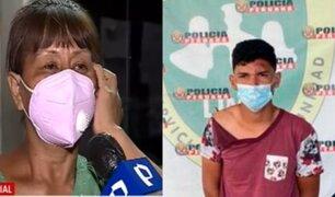 """Madre de fiscalizadora de ATU exige captura de chofer: """"Que no salga del país"""""""