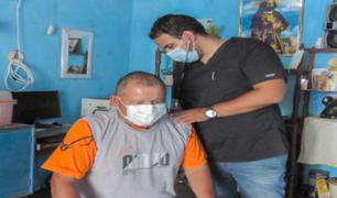 Tumbes: EsSalud realizó 14 mil atenciones domiciliarias durante pandemia
