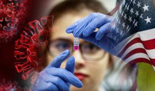 EEUU detecta dos nuevas cepas de COVID-19 aún más contagiosas