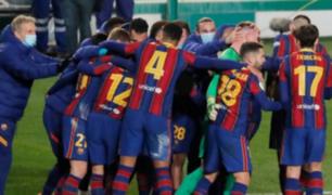 De infarto: así pasó Barcelona a la final de Supercopa de España
