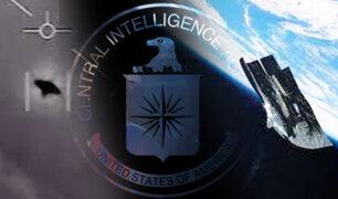 La CIA desclasificaría toda la información que tiene sobre ovnis