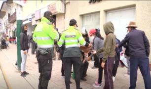 Octogenario perdió la vida mientras esperaba para cobrar pensión en Huancayo