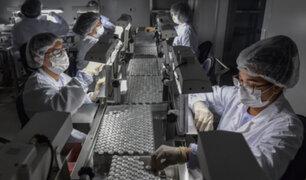 Vacunas covid-19: OMS lamenta que 10 países concentren el 95% de las dosis