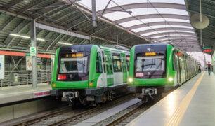 Metro de Lima: nuevo horario de la Línea 1 ante ampliación del toque de queda