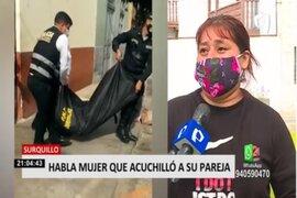 Mujer acusada de asesinar a su pareja señala que muerte responde a un accidente