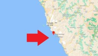 Fuerte sismo de magnitud 4.3 remeció Chilca hace instantes