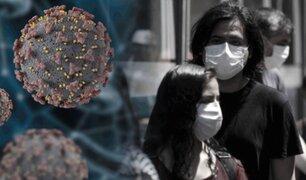 Dr. Málaga sobre variante británica: síntomas de falta de aire se presentan en el quinto o sexto día