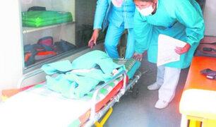 Chanchamayo: joven manipula escopeta y mata accidentalmente a su sobrina de 9 años