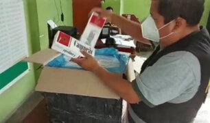 Policía Fiscal incauta miles de cigarrillos de contrabando que tenían como destino Lima
