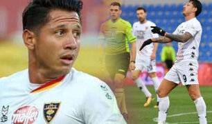 Gianluca Lapadula: Benevento cayó ante el Crotone