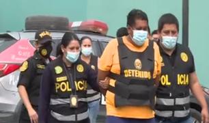 ¡Hartos de la delincuencia! Vecinos y policías capturan a peligrosos asaltantes en Ancón