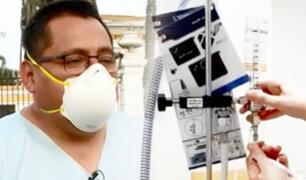 Médicos intensivistas piden cambio de estrategia frente a la pandemia del coronavirus