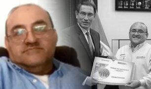 ¡Exclusivo! César Figueredo: amigo de Vizcarra, jefe de campaña y candidato de Somos Perú