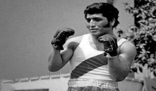 Carlos Burga: ex boxeador murió a los 69 años por COVID-19