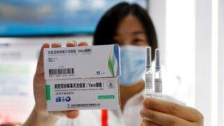 Vacuna Sinopharm: eficacia no corresponde a lo difundido, según informe preliminar de UPCH
