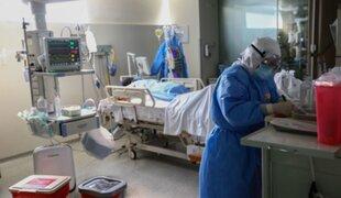 COVID-19: número de contagiados se eleva a 1 252 137 y 44 308 fallecidos en el Perú