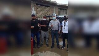 Graban a alcalde de Pátapo bailando y bebiendo licor pese a inmovilización total en Lambayeque