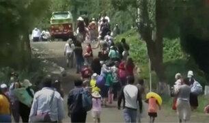 Covid-19: al menos 400 personas fueron intervenidas en un club campestre de Chosica