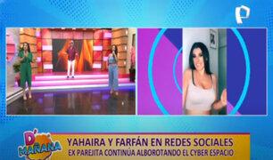 D´Mañana: Yahaira Plasencia y Jefferson Farfán continúan alborotando las redes sociales