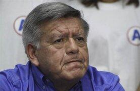 "César Acuña tras intervención en local partidario: Policía ingresó ""abusivamente"""