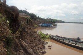 Ríos de varias regiones en alerta naranja y amarillo por intensas lluvias