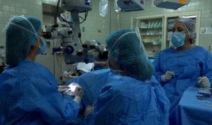 Hospital Rebagliati: más de 10 bebés prematuros recuperaron la visión tras exitosas cirugías